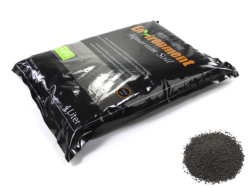 GlasGarten Environment Aquarium Soil 9l