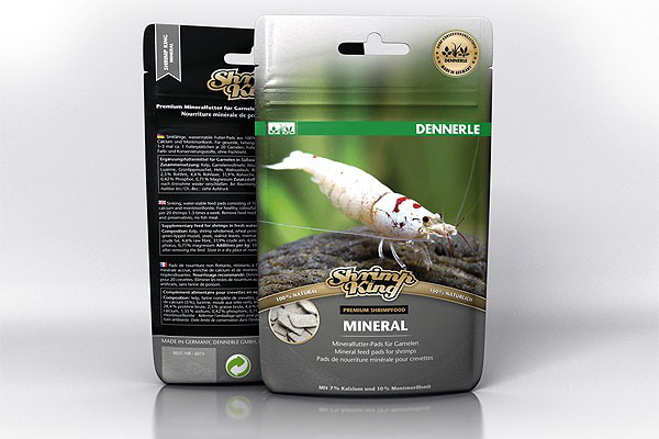 Dennerle Shrimp King Mineral 30 g
