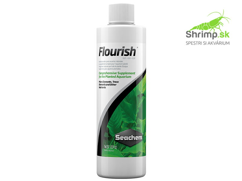Seachem – Flourish 250 ml