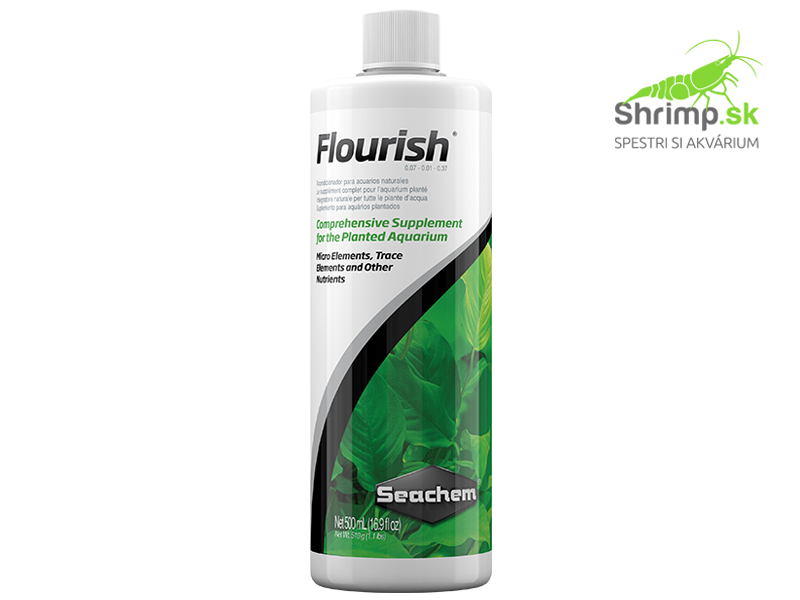 Seachem – Flourish 500 ml